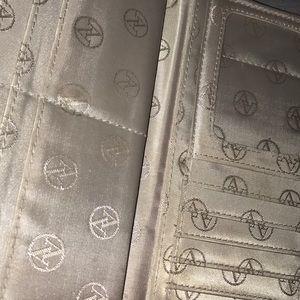 Adrienne Vittadini Bags - Purple wallet SOLD